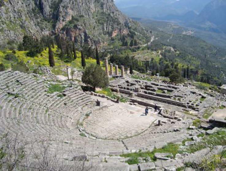 Достопримечательности центральной греции